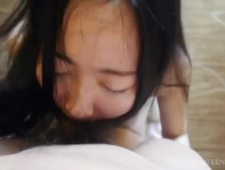 Asian gf sex recorded on camera in amateur style