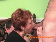 When Her Daughter Had a Swingers Party Granny Stole the Show