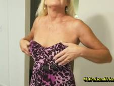 Ms Paris Loves to Suck Fuck and Piss on Her Cocks