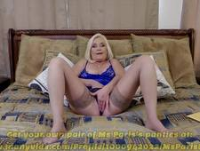 Ms Paris Shows Her Sold ManyVids Panty Preparation