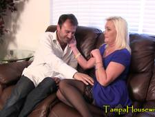 Cheating Housewives Will Suck Anybody s Cock