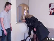 A video by Scout69_com: GERMAN YOUNGSTER SEDUCE MILF REALTOR to FUCK IN LINGERIE | uploaded 18 hours, 4 minutes ago