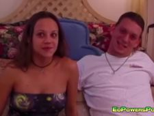 Cute Teen Gets Her Pussy Fucked Hard