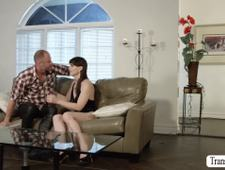 A video by crystal07: TS Natalie gets rammed by her new guy with a hard cock   uploaded 1 day, 10 hours ago
