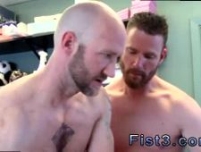 America gay sex on bed clip first time First Time Saline Injection for
